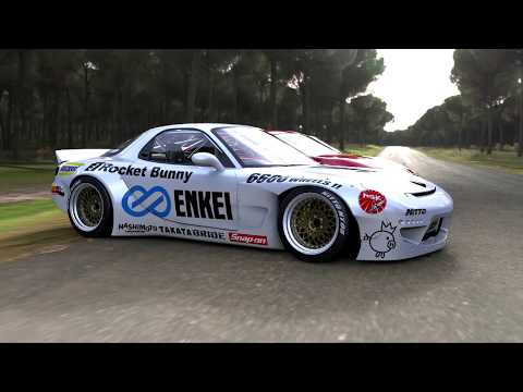 ROCKET BUNNY and MUGELLO CONFIRMED FOR FM7!!