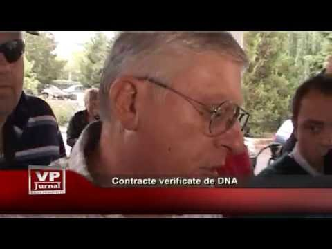 Contracte verificate de DNA