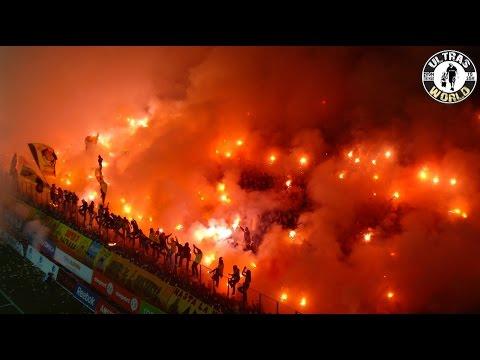 Video Aris Thessaloniki - Ultras World download in MP3, 3GP, MP4, WEBM, AVI, FLV January 2017