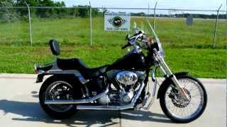 4. 2004 Harley Davidson FXST Softail: Overview and Review