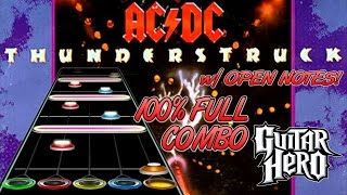 Video AC/DC - Thunderstruck 100% FC w/ Open Notes! MP3, 3GP, MP4, WEBM, AVI, FLV Maret 2018