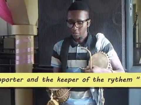 Talking Drum Lesson For Beginners. Lesson1 Nigeria  Latest Talking Drum Lesson 08088711111