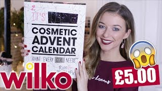 Video WILKO £5 ADVENT CALENDAR 2017 | *SUPER CHEAP* MP3, 3GP, MP4, WEBM, AVI, FLV Oktober 2018