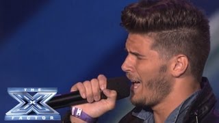 Blake Shankle - THE X FACTOR USA 2013