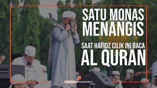 Video Satu Monas NANGIS saat Hafidz Cilik Baca AL QUR'AN di Reuni Akbar 212 MP3, 3GP, MP4, WEBM, AVI, FLV Desember 2018