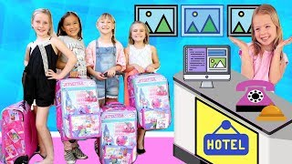 Video Toy Hotel Loses Kid's Luggage MP3, 3GP, MP4, WEBM, AVI, FLV Juni 2019