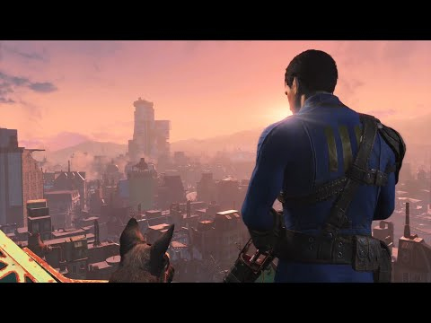 Fallout 4 Gameplay Exploration