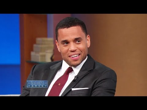 Michael Ealy: When My Daughter Starts Dating… || STEVE HARVEY