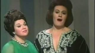 Video Sutherland & Horne - Mira, o Norma - 1970 Telecast MP3, 3GP, MP4, WEBM, AVI, FLV Juli 2018