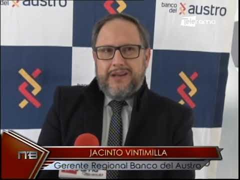Banco del Austro auspiciante certamen Reina de Cuenca 2021