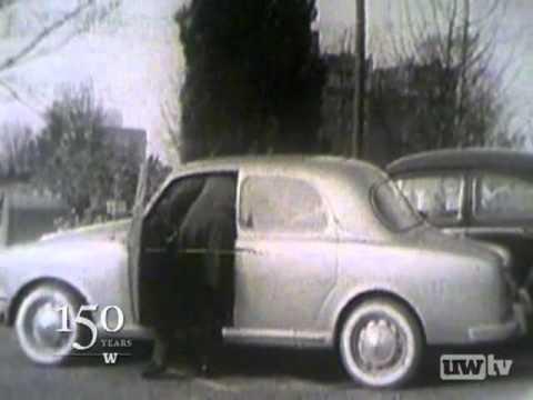 UW 360 December 2011: UW 150th: Parking