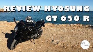 4. #9 - Review Hyosung GT 650 R (Carnet A2)