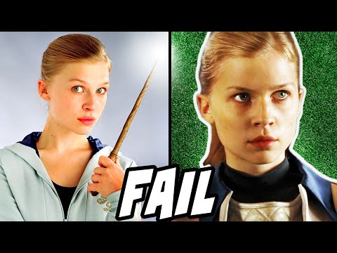 Why Fleur Delacour Performed So Badly in the Triwizard Tournament - Harry Potter Explained