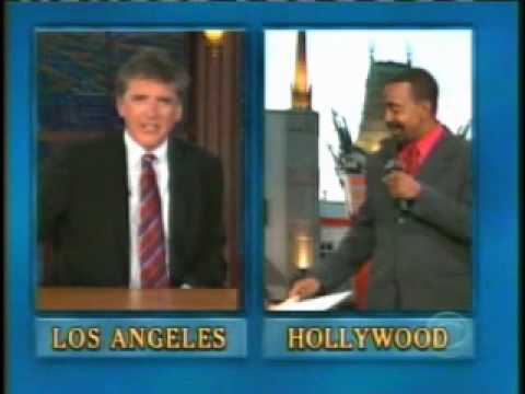 Craig Ferguson Sketch 2007.07.13 Tim Meadows' Report on Harry Potter