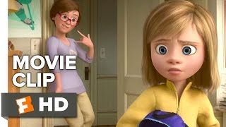 Inside Out - Riley's First Date? Movie CLIP -  Jordan Arrives (2015) - Pixar Animated Short HD