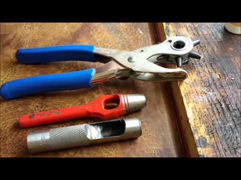 Werkzeuge   Lochstanzen