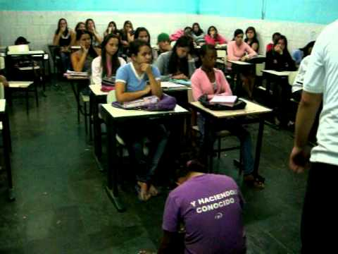 EVANGELIZAÇÃO NAS ESCOLAS DE NOVO GAMA - BRASIL.100_7186.MOV