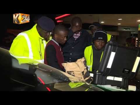 Dozens arrested in Nairobi during Friday night operation by NTSA (видео)