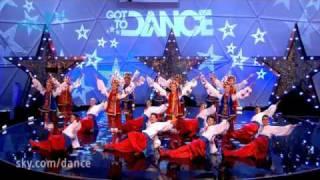 Podilya Audition - Got to Dance