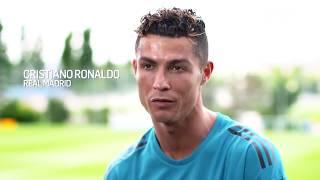 Cristiano Ronaldo: Mohamed Salah is fantastic, but nothing like me