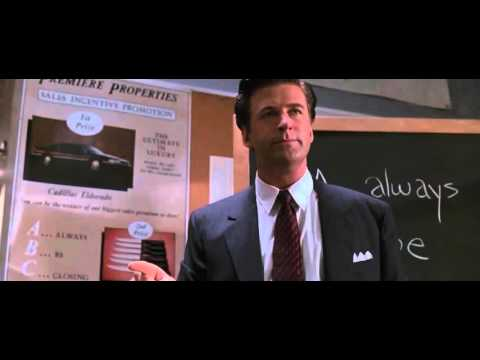 Always Be Closing (HD) Alec Baldwin