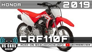 10. 2019 HONDA CRF110F Review Release Date Specs Prices