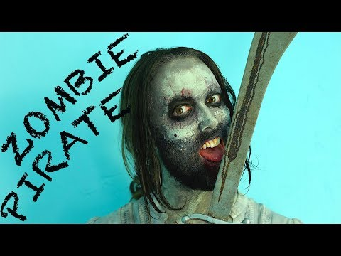 How To Make A Zombie Pirate Costume!