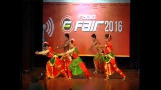 Outreach International Radio Fair 2016 – Bharatnatyam