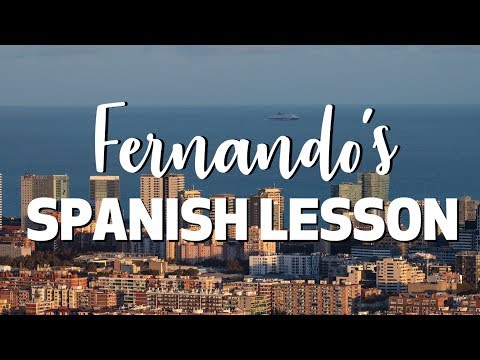 Video: FERNANDO LLORENTE'S SPANISH LESSON | ft. Ben Davies, Kieran Trippier and Kyle Walker-Peters