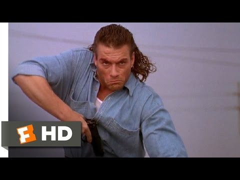 Hard Target (4/9) Movie CLIP - Motorcycle Chase (1993) HD