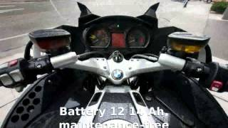 1. BMW R 1200RT -  Dealers Specs