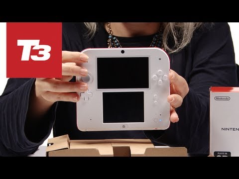 Nintendo 2DS unboxing video