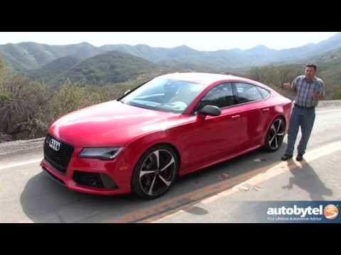 2014 Audi RS7 Test Drive Video Review
