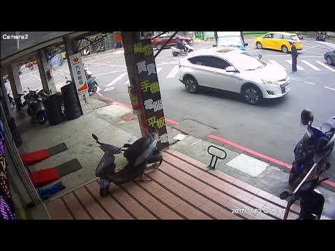 小貨車 撞行人