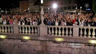 """""""Madcon - Glow"""" at Eurovision Song Contest 2010"""
