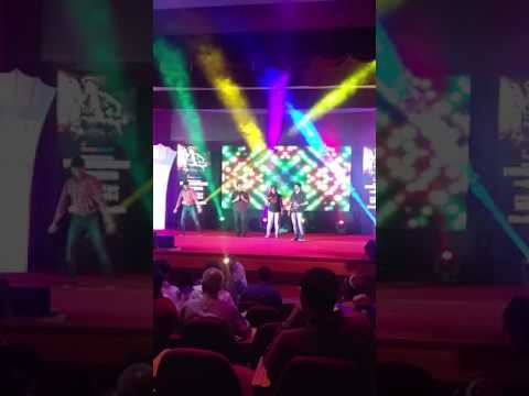 Live performances with RANVIJAY SINGH at launch of passion connect, national passion league in banga