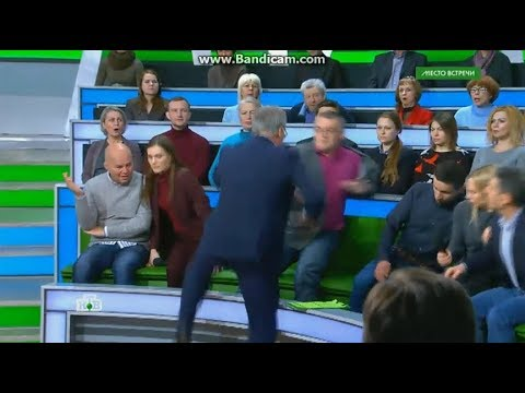 Драка Норкина и Суворова. Место встречи 22.02.2018