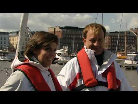 Diili Jethro ja Heidi purjehtivat s/y Belmontilla Hjalliksen kanssa tekijä: mcdeal2009