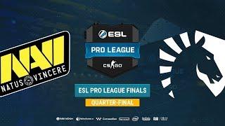 Na`Vi vs Liquid - ESL Pro League S8 Finals - map1 - de_dust2 [SSW & MintGod]