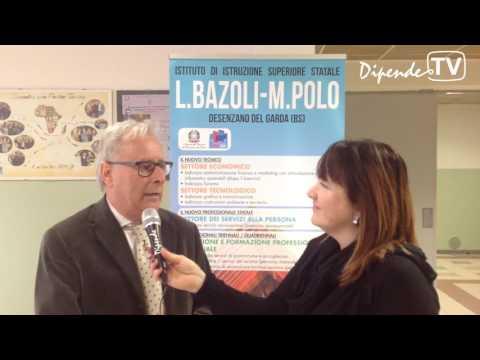 Il prof. Franco Ottonelli presenta l'Istituto Bazoli-PoloIl prof. Franco Ottonelli presenta l'Istituto Bazoli-Polo<media:title />