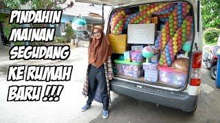 Video PINDAHIN MAINAN KE RUMAH BARU. BANYAK BANGET... SENANGNYAAA (PART 2) MP3, 3GP, MP4, WEBM, AVI, FLV April 2019