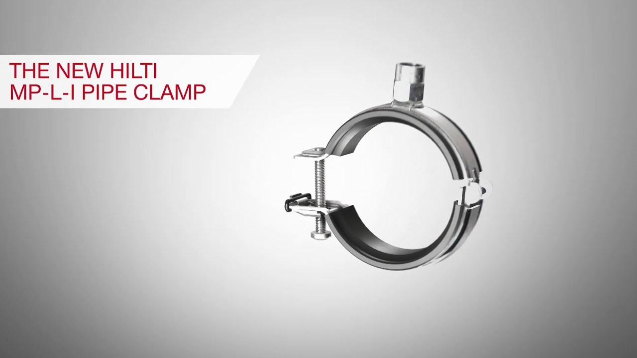 MP-L-I Pipe Clamp