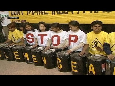 Ινδία: «Λουκέτο» στην Greenpeace βάζει η κυβέρνηση