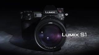 [NEW] Introducing LUMIX S1