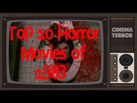 Top 10 Horror Movies Of 1983