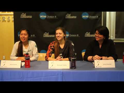 2014 NCAA Volleyball Championship Press Conference