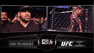 UFC 200: Cain Velasquez - Full Blast Jones vs Cormier by UFC
