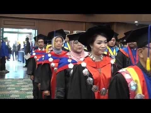 Wisuda STIE Dharma Putra Periode 2019 Part 1