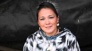 Check this out!! OMG Flora M. Rexford singing 'We The Inupiaq'