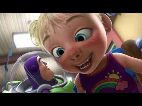 TOY STORY 3 clip Rough Play - On Disney Blu-ray & DVD NOW